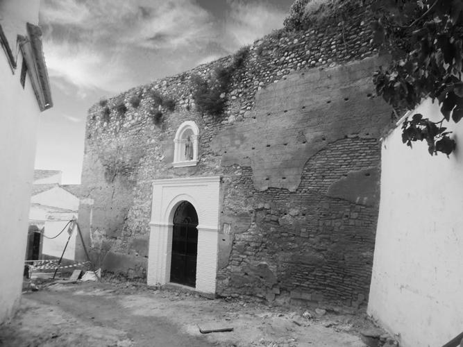 2º Concurso Restauración Murallas del Albayzín (Granada)